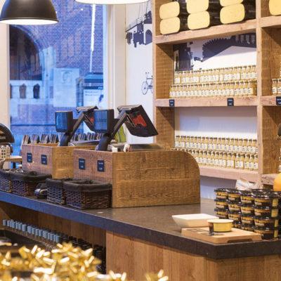 Old Amsterdam Cheese Store Damrak