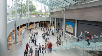Van Gogh Museum-interior-Remembering-Places
