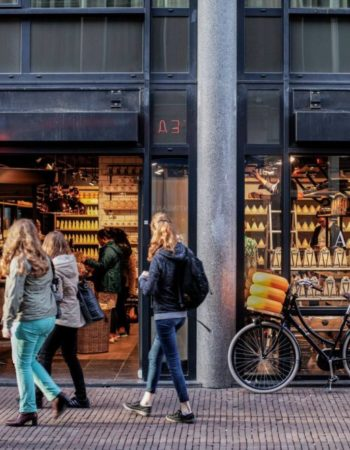 Old Amsterdam Cheese Store Damstraat