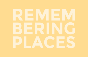 Souvenirs and modern designs - Remembering Places