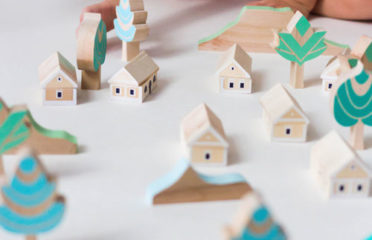 Eperfa toys trees and houses
