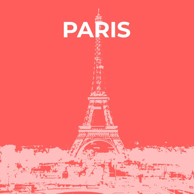 Paris-Remembering Places