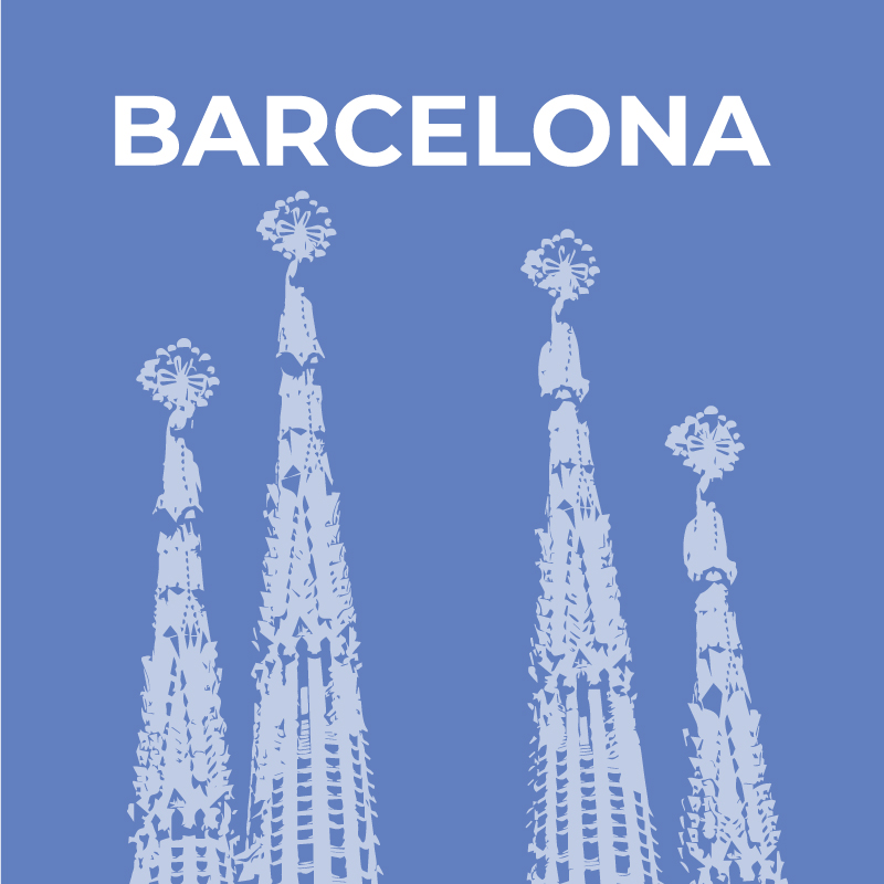Barcelona-Remembering Places