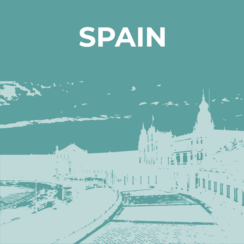 Spain - Remembering Places